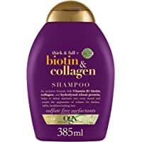 OGX Shampoo Thick & Full+ Biotin Collagen, 385ml