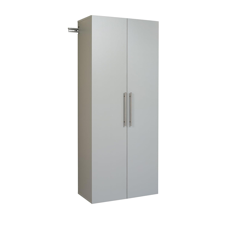 HangUps 30  Large Storage Cabinet Prepac HangUps 30-Inch Upper Storage Cabinet
