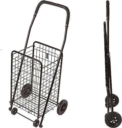 DMI Folding Utility Cart on Wheels