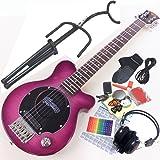 Pignose ピグノーズ ギター PGG-200FM SPP アンプ内蔵ミニギター14点セット [98765]【検品後発送で安心】