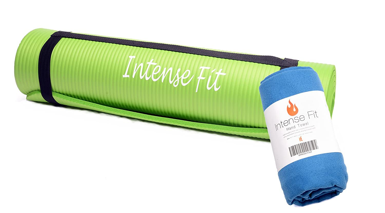 3//8-Inch Thick 71-Inch Long 24-Inch Wide Anti-Tear Non-Slip NBR Comfort Foam Yog