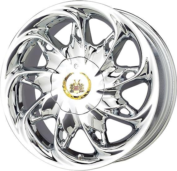 Amazon Com Vogue Stardust Chrome Wheel 18x7 5 5x114 3mm