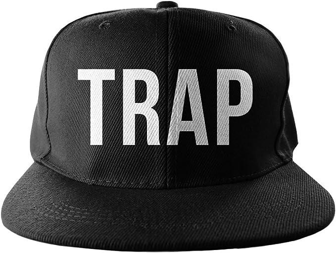 Trap Cool Swag Hip Hop impresión Snapback Sombrero Gorra Tapa ...