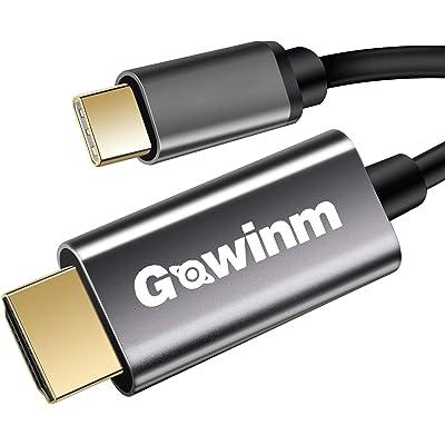 【3日まで】GOWINM USB-C to HDMIケーブル 1.8m 送料込699円