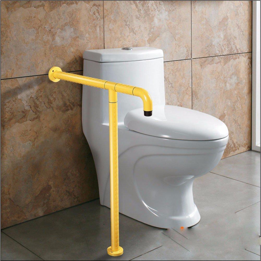 Barato KHSKX Cuarto de baño bañera WC pasamanos pasamanos pasamanos pasamanos para discapacitados aseos WC pasamanos