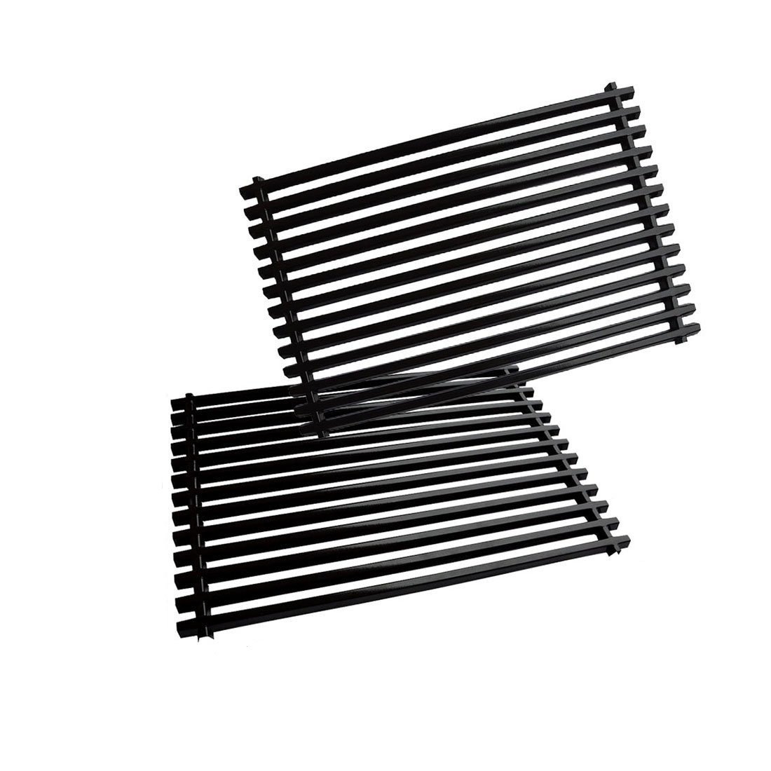Onlyfire Porcelain Enameled Steel Replacement Cooking Grill Grid Grates Fit Weber Spirit Genesis Grills, Lowes Model Grills by only fire