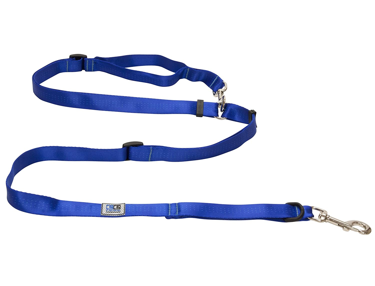 Canine Equipment 3 4-Inch Technika Beyond Control Dog Leash, bluee