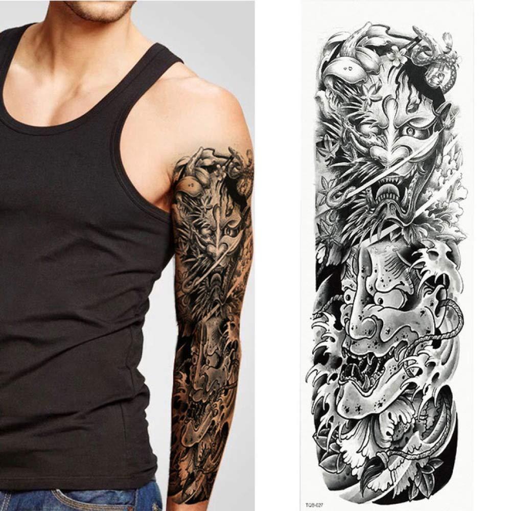 7pcs Pieza del tatuaje del tatuaje etiqueta de Rusia: Amazon.es ...