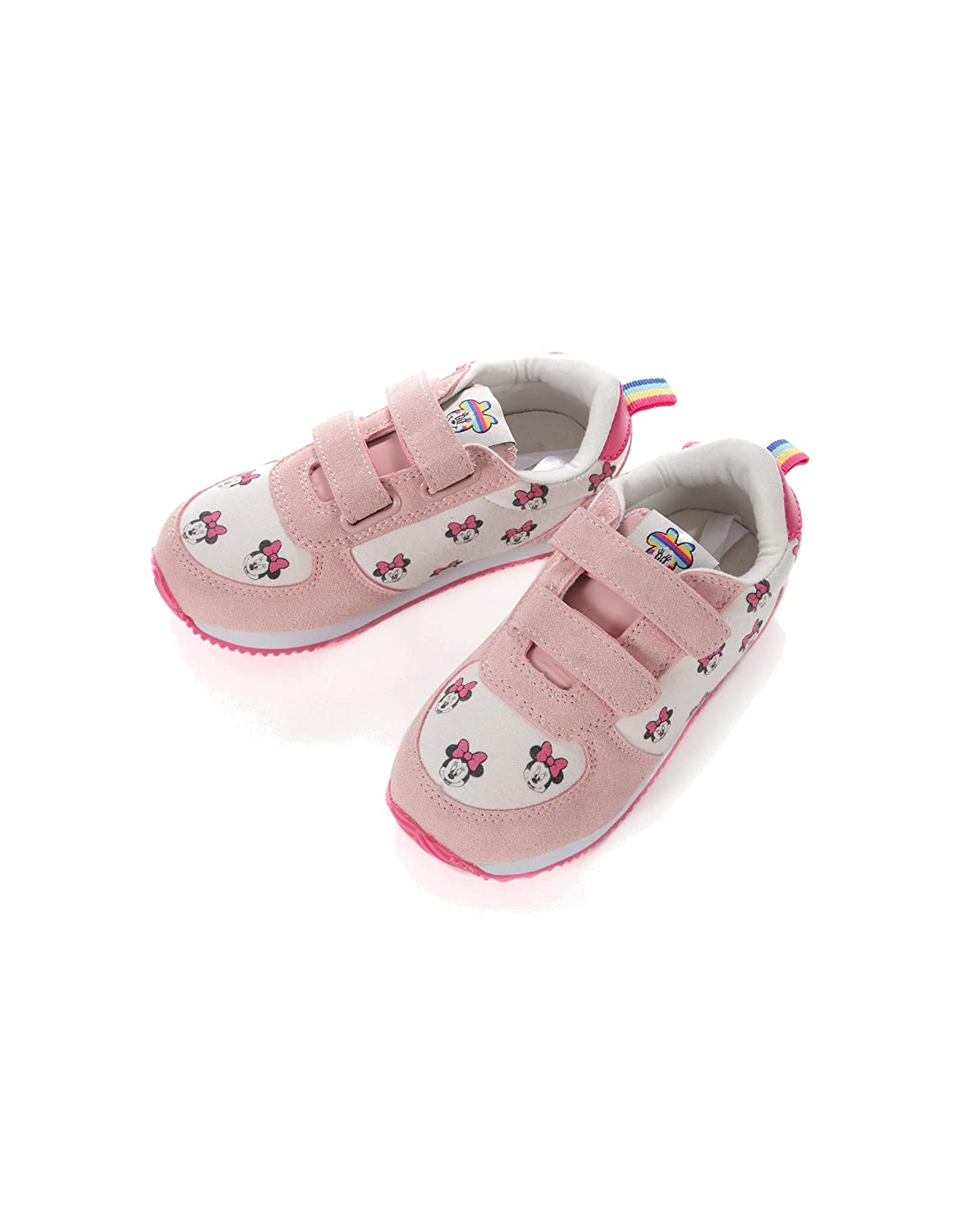 Baskets Enfiler Fille ZIPPY Zapatillas Minnie Mouse Para Ni/ña