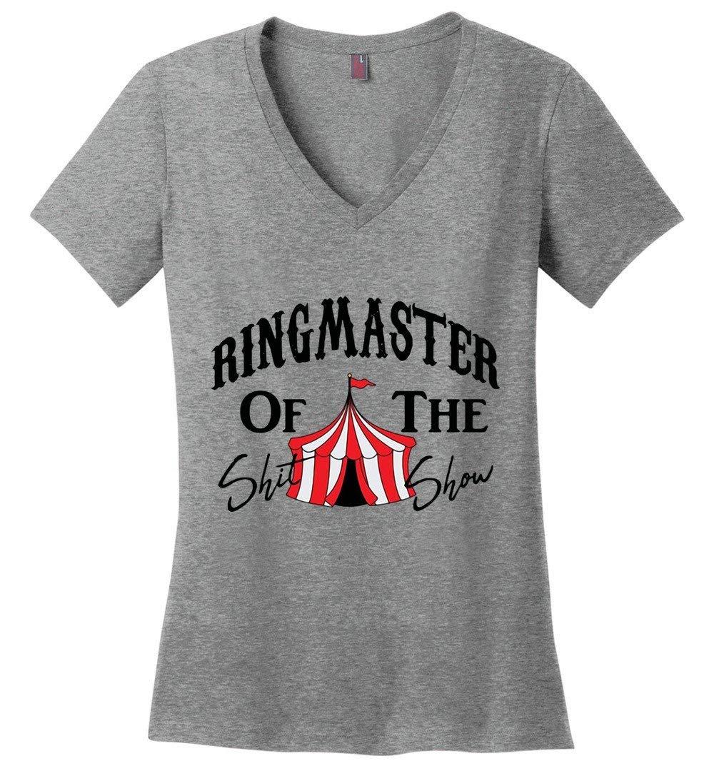 Ringmaster Of The Shitshow Shirts
