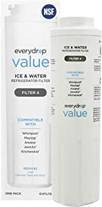 everydrop EVFILTER4 Refrigerator Water Filter, 1 Pack