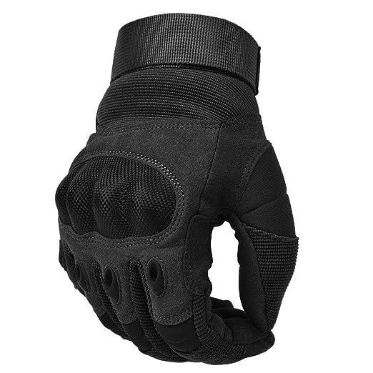23 opinioni per COTOP moto Guanti, hard Knuckle guanti del motociclo guanti moto ATV equitazione