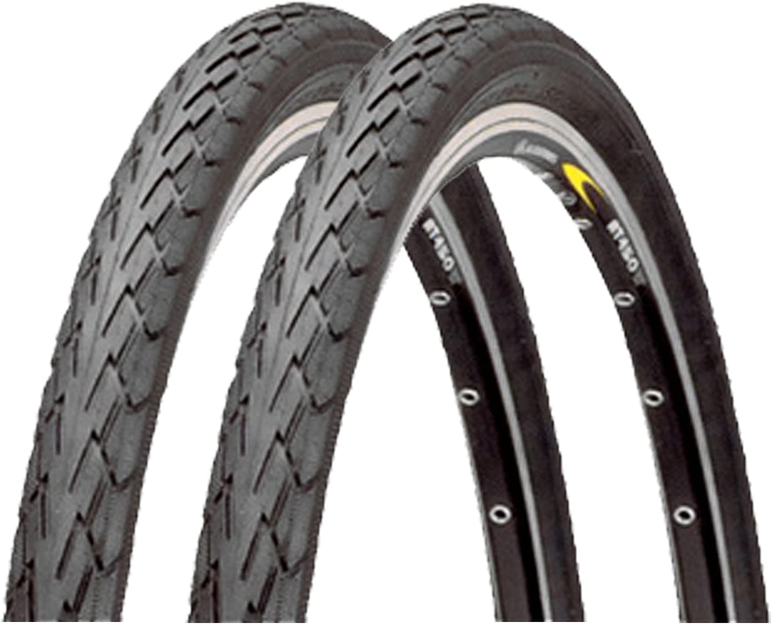 Duro Cordoba 700 x 38c Bike Tyres (Pair): Amazon.es: Deportes y ...