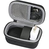 Hard Travel Case for LectroFan Micro Wireless Sleep Sound Machine Bluetooth Speaker Fan Sounds by co2CREA
