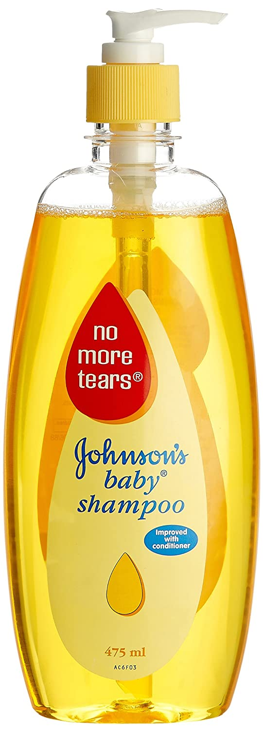 Johnson's Baby NMT Shampoo (475ml)
