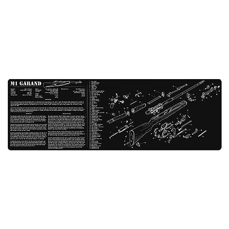Amazon Tekmat M1 Garand Cleaning Mat 12 X 36 Thick Durable