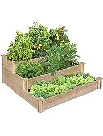 Amazon Com Raised Beds Patio Lawn Amp Garden