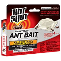 Deals on Hot Shot MaxAttrax Ant Bait, 4-Count