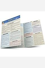 DSM-5 Overview (Quick Study Academic) Pamphlet