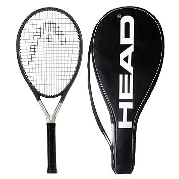 e65ad6369e5ea Buy Head Ti S6 Titanium Tennis Racket Online at Low Prices in India -  Amazon.in