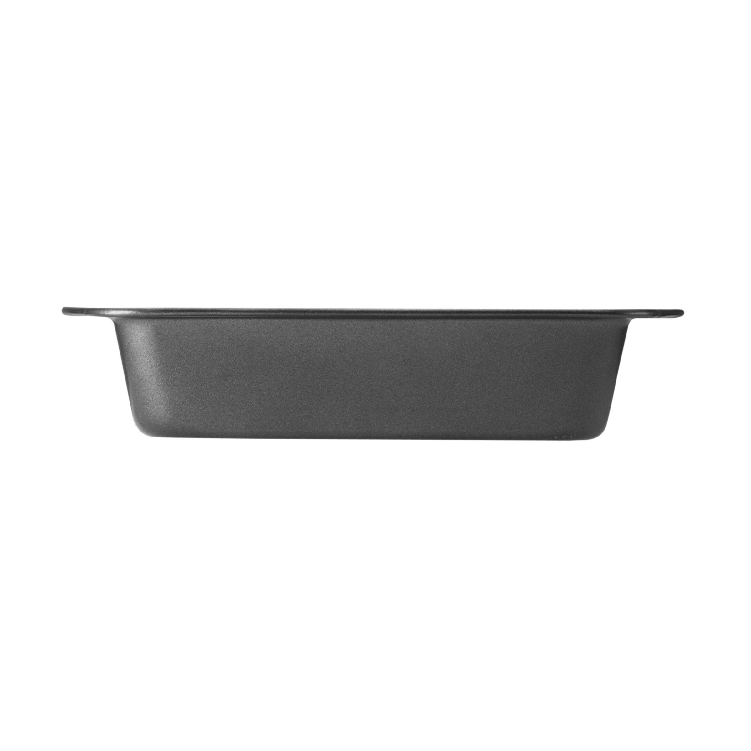 Baker's Advantage 5111829 Non-Stick Carbon Steel Square Baking Dish 8-Inch Dark by Baker's Advantage (Image #2)