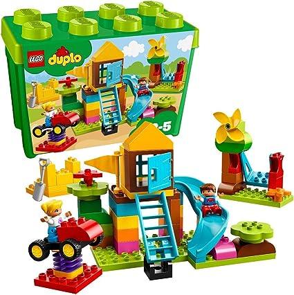 LEGO DUPLO - Gran Zona de Juegos (10864): Amazon.es: Juguetes y juegos