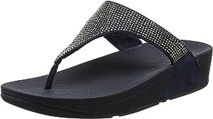63cb4cba21a3 Fitflop Women s Slinky Rokkit Toe-Post T-Bar Sandals
