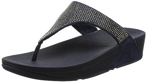 5ea6ace29d5 Fitflop Women s Slinky Rokkit Toe-Post T-Bar Sandals