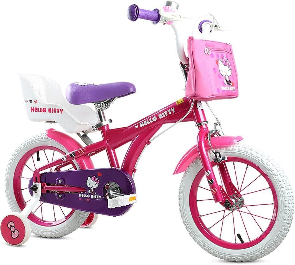 DUWEN Bicicleta Infantil Niña Bicicleta Niña 12/14/16