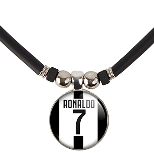 Amazon.com: SpotlightJewels Cristiano Ronaldo CR7 Collar de ...
