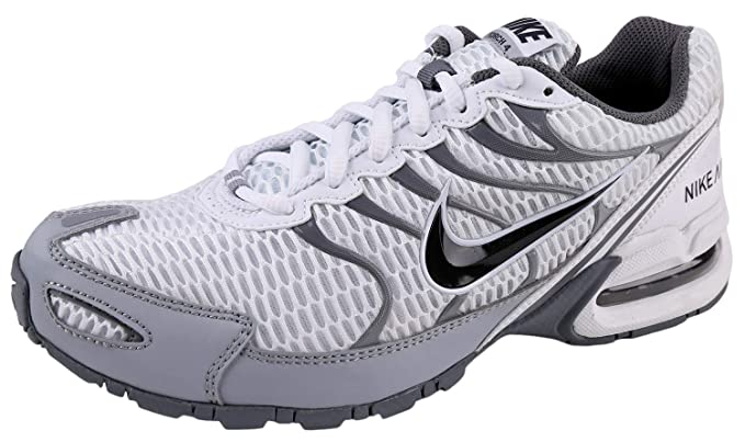 online store 42b55 33c3a Amazon.com  Nike Mens Air Max Torch 4 Running Shoe (11.5 D(M) US,  White Anthracite Wolf Grey)  Clothing