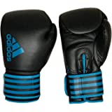 adidas Professional Boxing Gloves 100% Cow Leather with Lace Closing ADIBC04