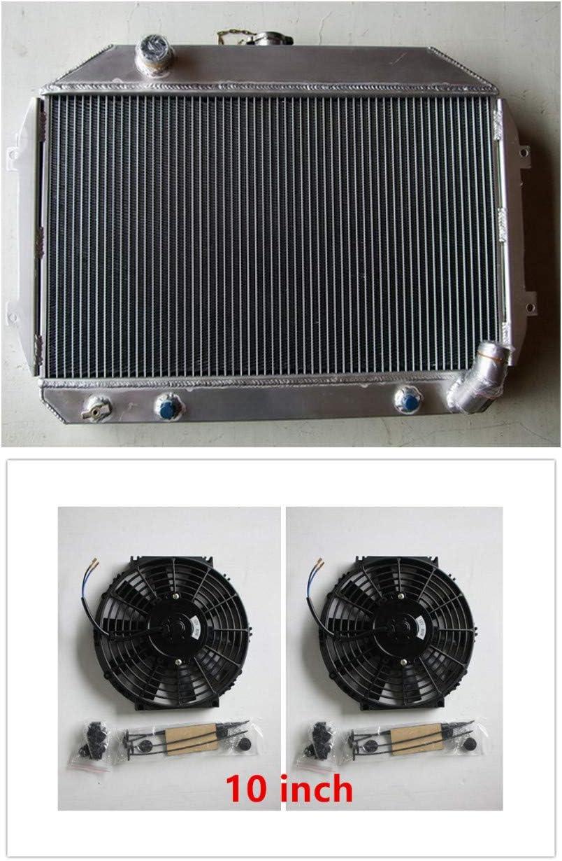 260Z L24 L26 1970-1975 71 72 73 3 ROW Aluminum Radiator fits for Datsun 240Z
