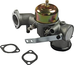 JDMSPEED New Carburetor Carb Replacement For Briggs & Stratton 491031 490499 491026 281707 12HP Engine
