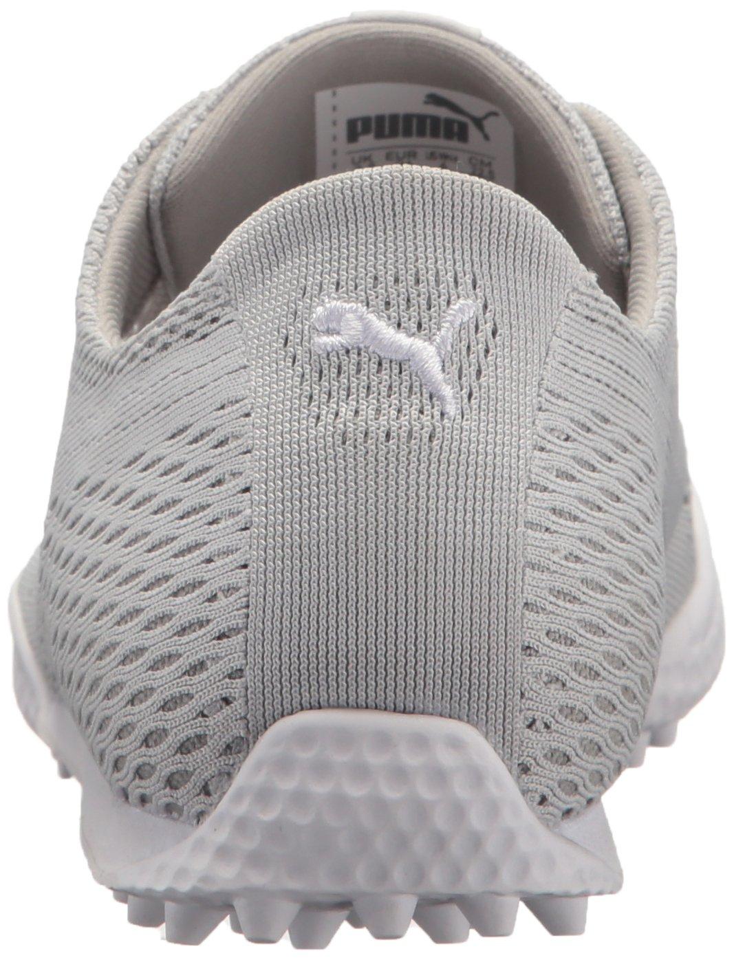 PUMA Women's B(M) Monolite Cat Woven Golf Shoe B074ZNMWRC 9 B(M) Women's US|Glacier Gray/Glacier Gray c66dc1