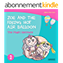 Book for children: Zoe And The Flying Hot Air Balloon - The Magic Necklace - Book for children (books for children, book for kids,children's books ages ... Kids, Bedtime stories) (English Edition)