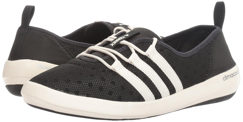 adidas outdoor Women's Terrex Climacool Boat Sleek Water Shoe B01HNM2NVG 5 B(M) US|Black/Chalk White/Matte Silver