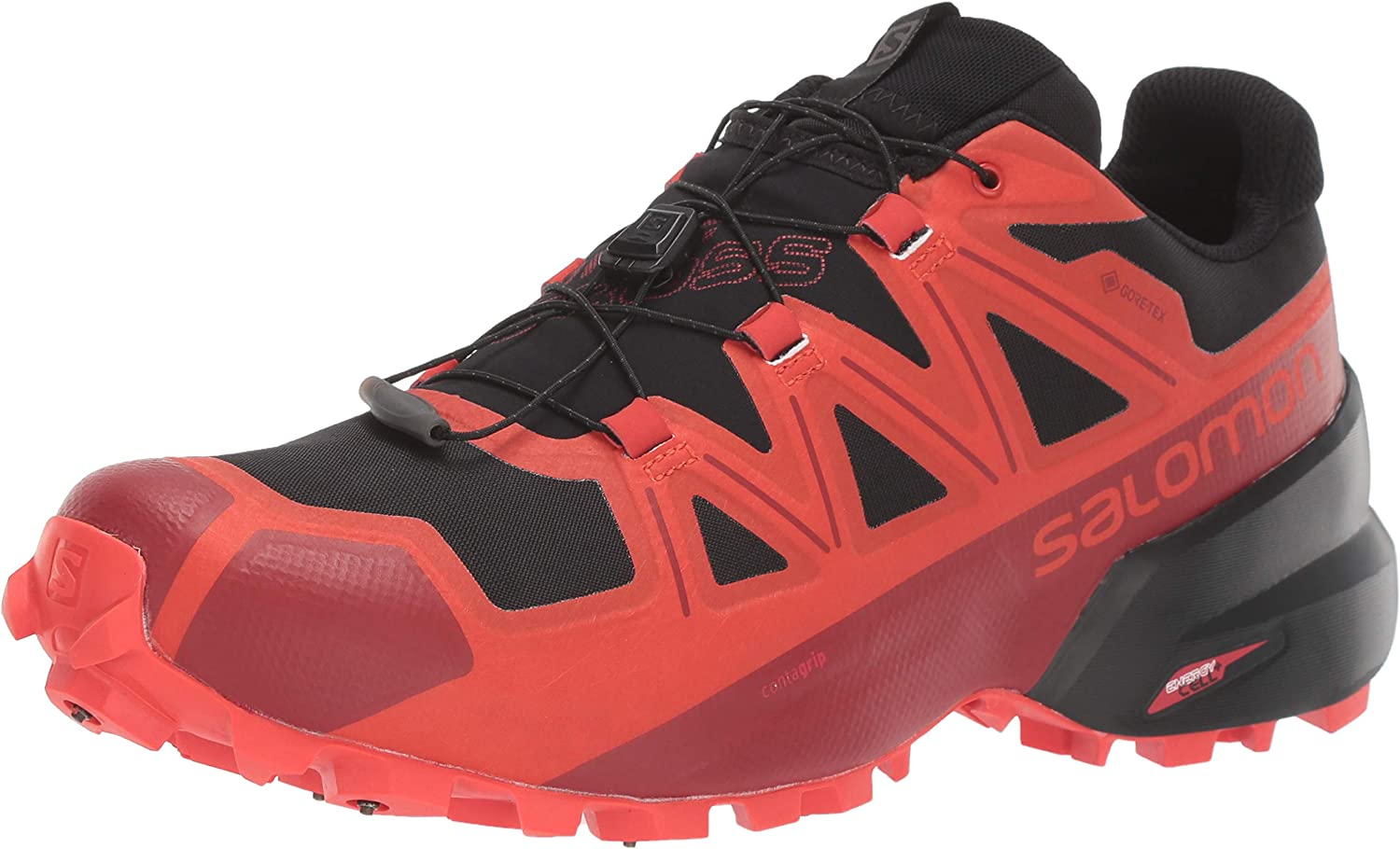 Salomon Men s Spikecross 5 GTX Trail Running Shoes