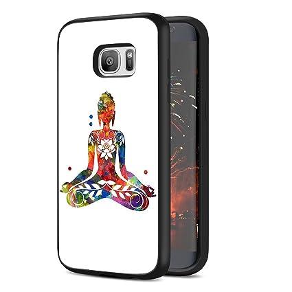 Amazon.com: Funda para Samsung Galaxy S7 Edge, Buda Samsung ...