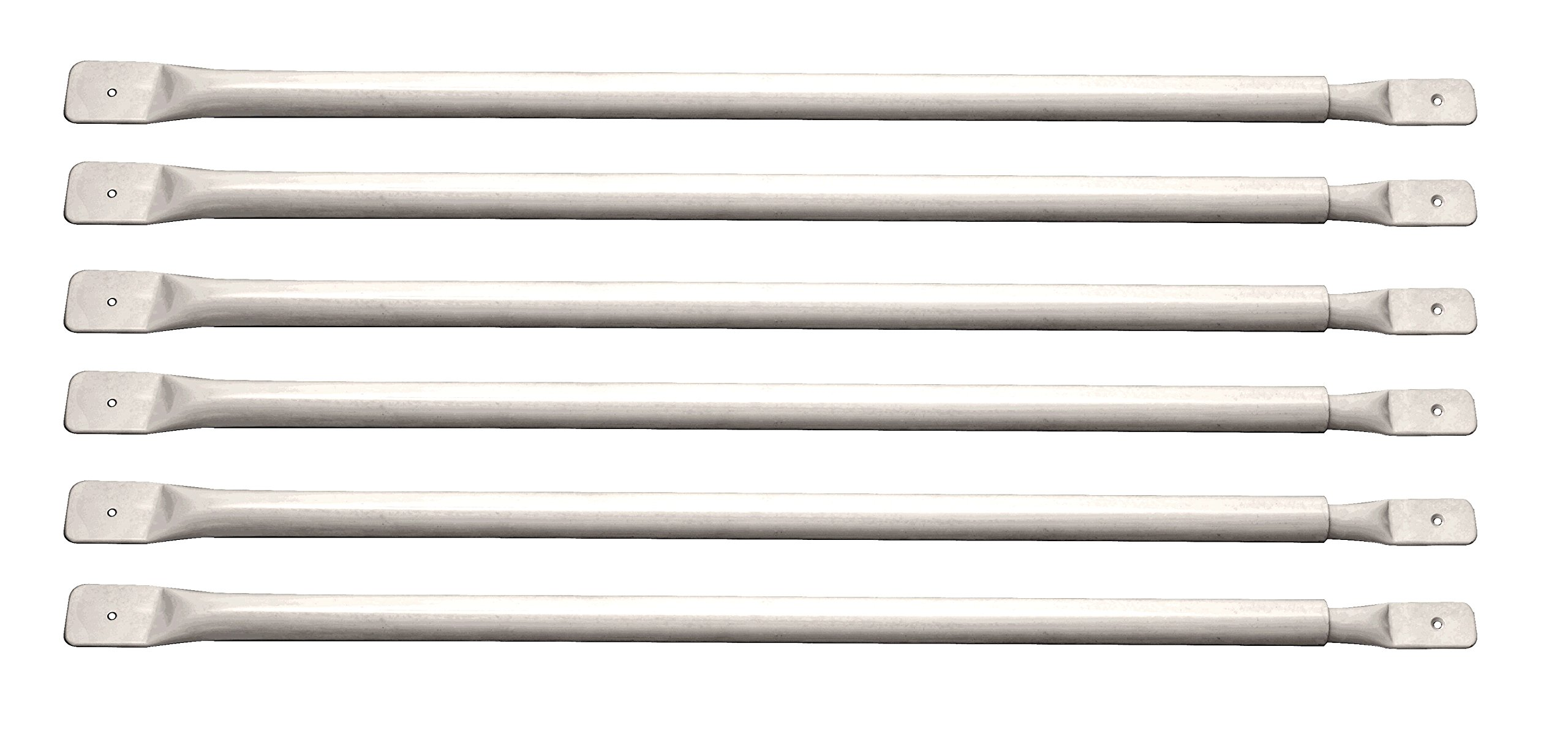 Budget Window Security Bars (Adjustable) Pack of 6 Supplied with security screws