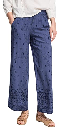 edc by Esprit Mit Print, Pantalones para Mujer