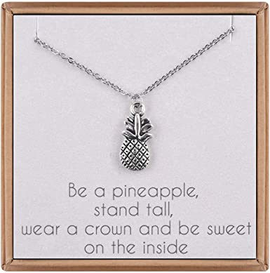 STERLING SILVER OPENING PINEAPPLE CHARM