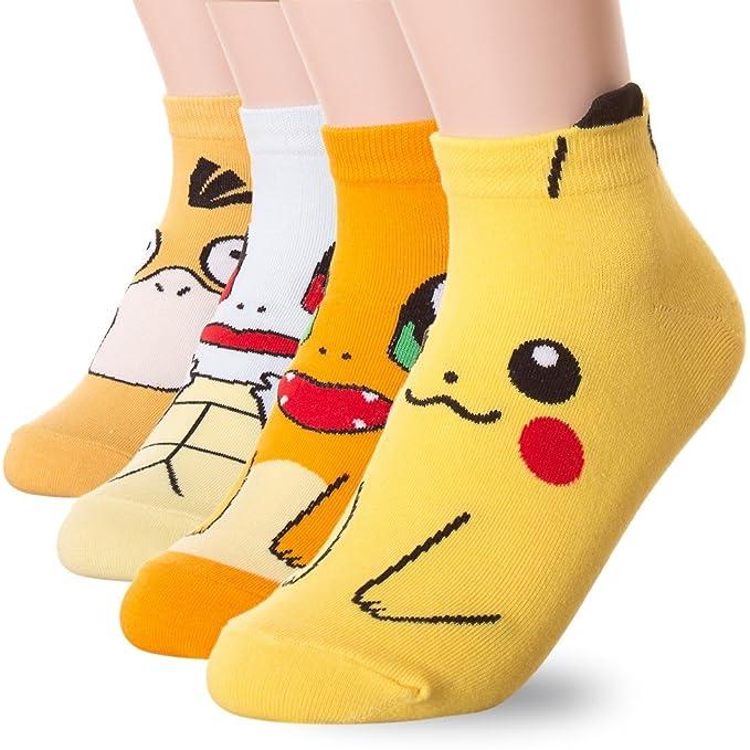 Fun Pokemon Character Socks