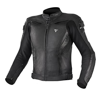 Amazon.com: SHIMA CHASE, Protective Leather Sport Motorcycle ...