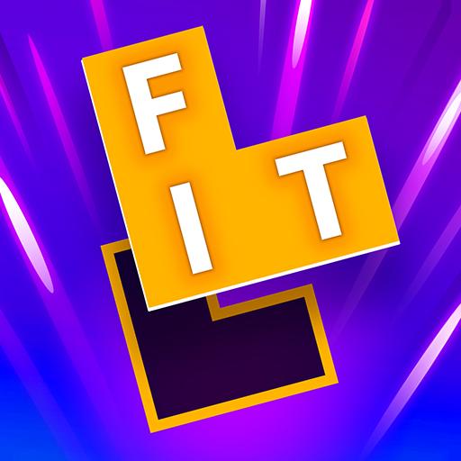 Flow Fit - Word Puzzle - Games Ace