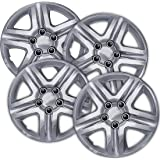 16 inch Hubcaps Best for 2006-2013 Chevrolet Impala - (Set of 4)
