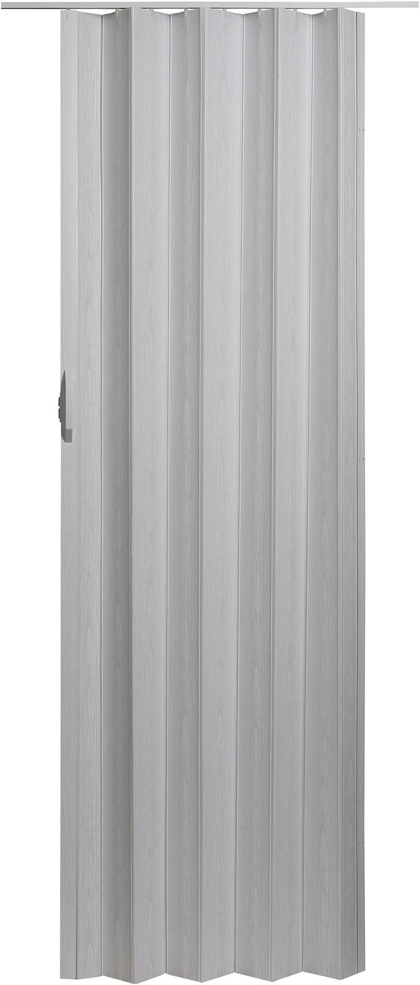 Spectrum VS3280M Via 24  to 36  x 80  Accordion Folding Door White  sc 1 st  Amazon.com & Multifold Interior Doors | Amazon.com | Building Supplies - Interior ...