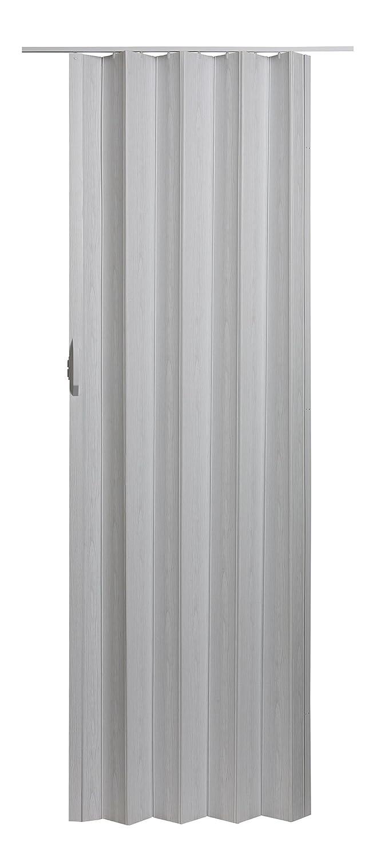 Spectrum VS3280K Via 24 to 36 x 80 Accordion Folding Door, Oak Wallscapes VS3280KL 167347