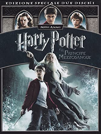 film harry potter e il principe mezzosangue