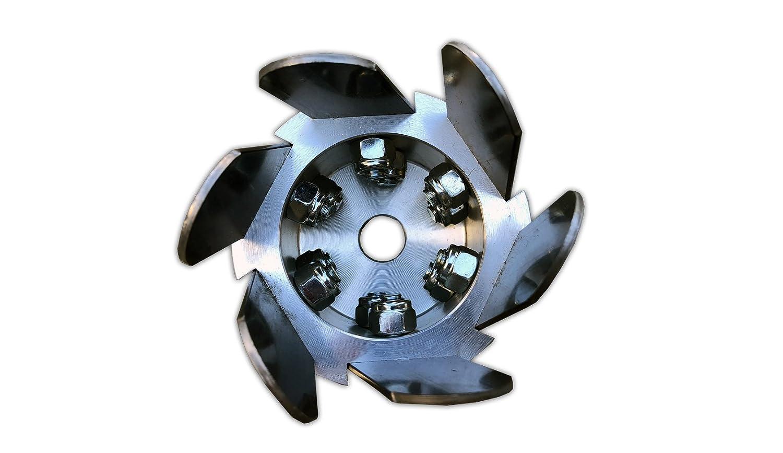 Imbriano Macchine Agricole - Cabezal universal de aluminio con 6 ...